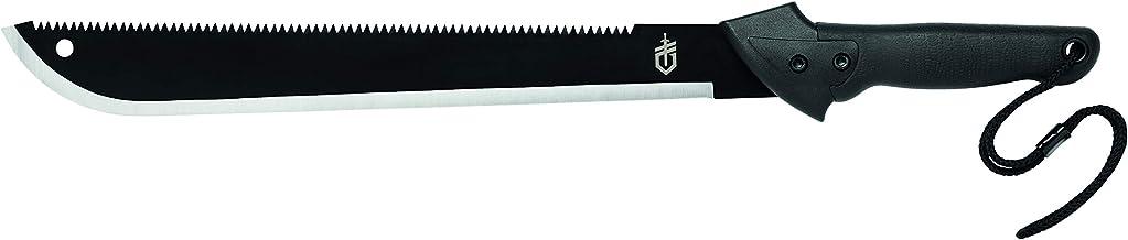 Gerber Gear Gator Machete with Sheath [30-001790], Black