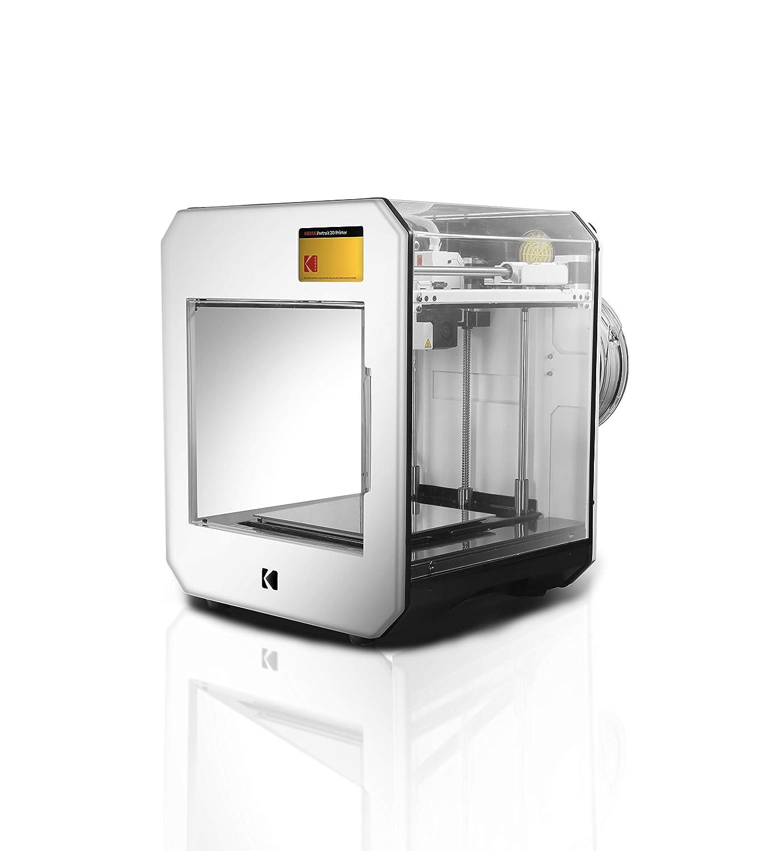 Kodak お買い得品 3D Printer Portrait White 国内即発送 in x 20.7 21.1