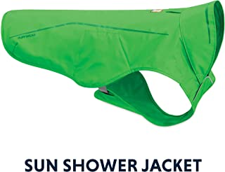 RUFFWEAR - Sun Shower Lightweight Waterproof Rain Jacket for Dogs