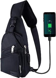 کیسه های کوله پشتی شانه کوله پشتی AMJ کوله پشتی کوله پشتی با کابل USB برای پیاده روی کمپینگ در فضای باز ورزشی دوچرخه سواری سفر زنان