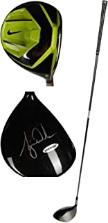 Tiger Woods Autographed Nike Vapor Speed TW Driver - Upper Deck - Fanatics Authentic Certified - Autographed Golf Clubs