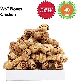 Best rawhide knot bones Reviews