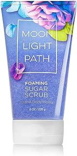 Bath & Body Works Foaming Sugar Scrub Moonlight Path 8 Oz