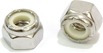 stainless nyloc nuts