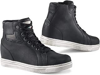 TCX Ace Waterproof Women's Street Motorcycle Shoes - Black/EU 35 / US 4