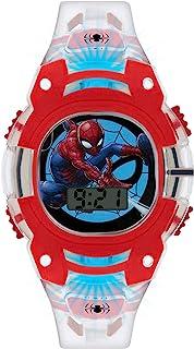 Spiderman Garçons Digital Montre avec Bracelet en PU SMH4000