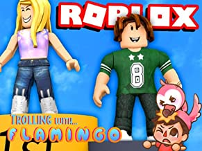 Clip: Roblox Trolling with Flamingo
