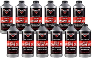 Case of Victory Motorcycle Oil 20W-40