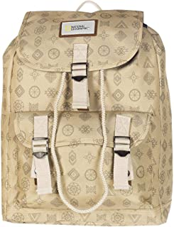 National Geographic Backpack for Men Brown,N08912.10