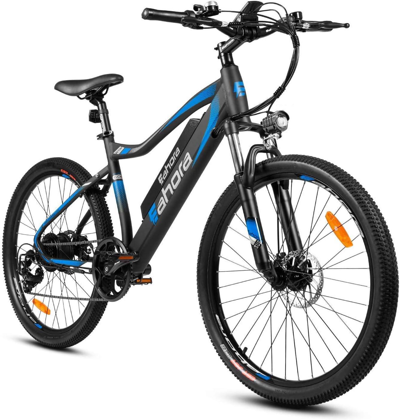 eAhora XC100 Plus 22 MPH Electric Mountain Bike Year-end annual account Sales 14
