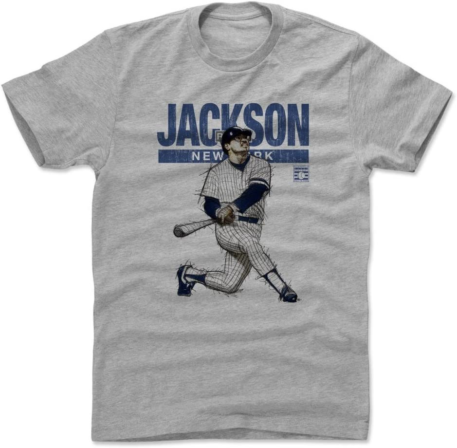 500 LEVEL Reggie Jackson Shirt ...