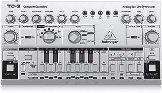 $148 » Behringer Synthesizer (TD-3-SR)