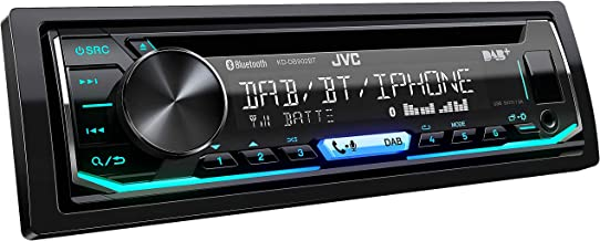 JVC KD-DB902BT DAB+ Autoradio mit CD & Bluetooth Freisprecheinrichtung..