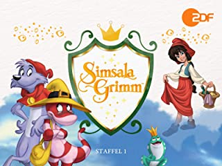 SimsalaGrimm Re-Version, Staffel 1