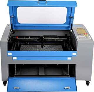 Orion Motor Tech 55W Co2 Laser Engraving Cutting Machine, Large 16 x 24in Engraving Area, Desktop Co2 Laser Cutter Engraver w/Red dot Pointer, USB 2.0 Port, Compatible with CorelDRAW, Corellaser