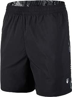 Ultra Lightweight Marathon Running Shorts Linerless for Men Dry Fit Workout Shorts with Zipper Pockets