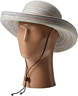 MXM1014 Mixed Braid Kettle Brim Hat