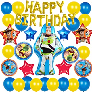 toy story 4 Birthday party supplies Decoration Balloon for Kids Birthday