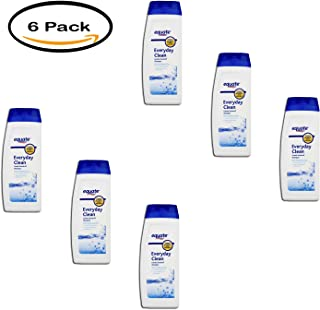 PACK OF 6 - Equate Everyday Clean Anti-Dandruff Shampoo, 23.7 Oz