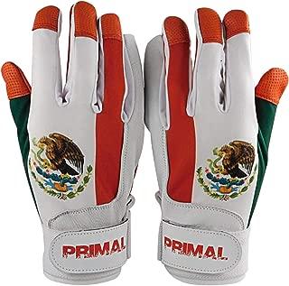Primal Baseball Mexico Baseball Batting Gloves