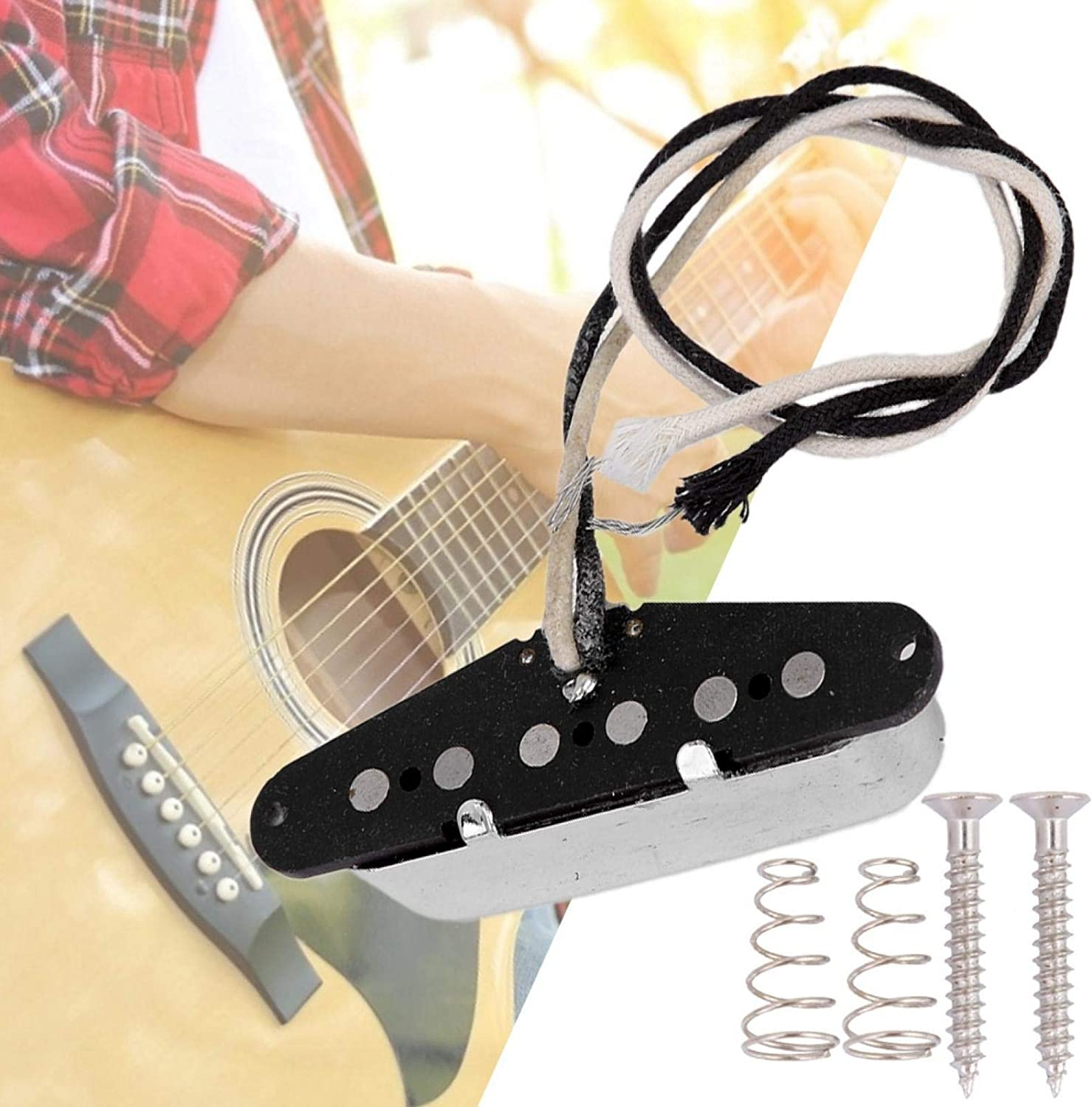 TL Beauty Many popular brands products Electric Guitar Pickup Durable For Lover