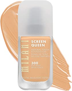 Milani Screen Queen Foundation - 300 Deep Beige