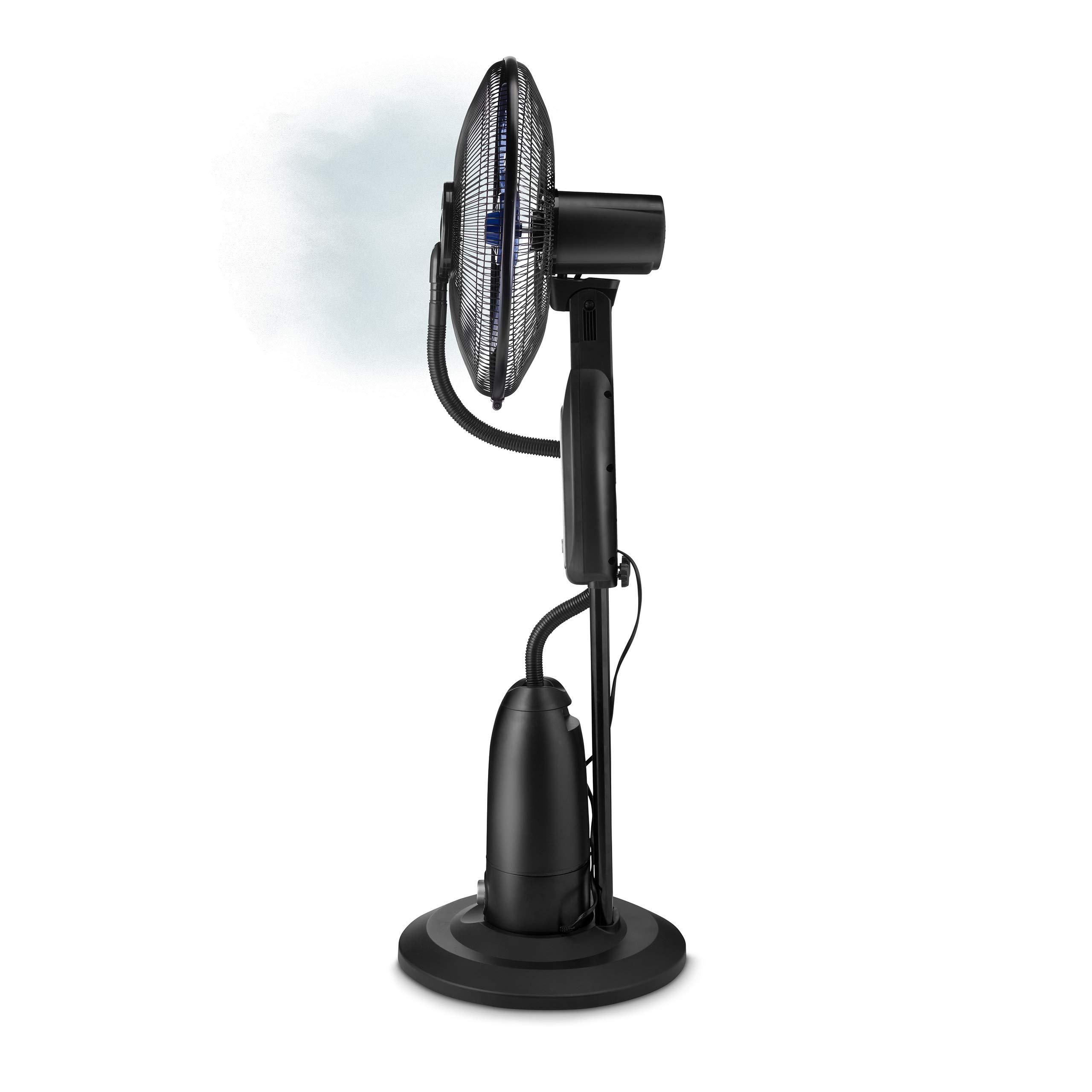 Ufesa MF4090 - Ventilador nebulizador, mando a distancia, 3 modos ...