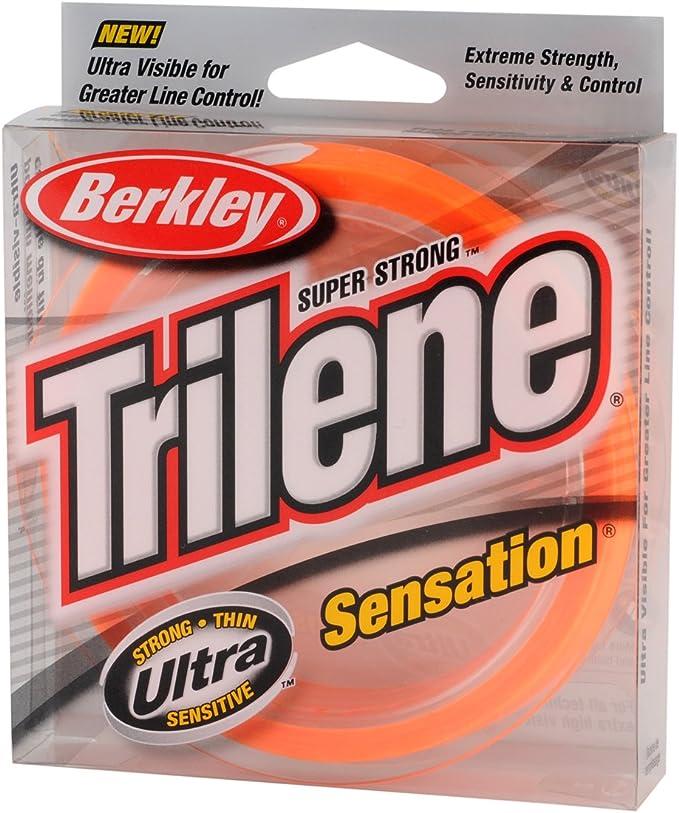 Berkley Trilene Sensation Clear 0,22 300m