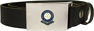 St Johnstone football club leather snap fit belt