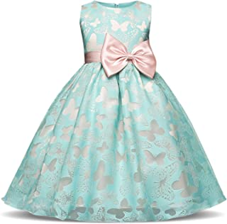 Girls Princess Dresses Toddler Girl Clothing for Birthday Tulle Girls Party Costume for Kid