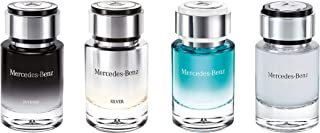 Mercedes Benz Eau de Toilette 4-Piece Set for Men