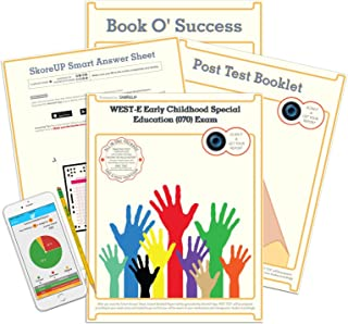 WEST-E Special Education (070) Exam Prep,Washington Educator Skills Tests-Endorsements, Study Guide