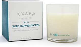 Trapp Ambiance Collection No. 13 Bob's Flower Shoppe Poured Scented Candle, 8.75-Ounces