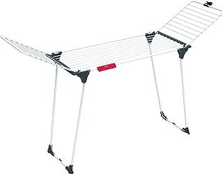 Vileda Magnum vingtorkställ, XXL torkställ med 24 m torklängd och hjul