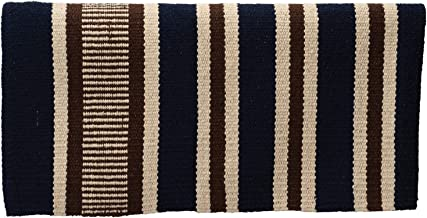 Best double weave saddle blanket Reviews