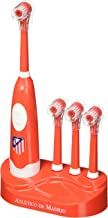 Seva Import Atletico Madrid - Cepillo Dientes, Multicolor (Rojo/Blanco), S