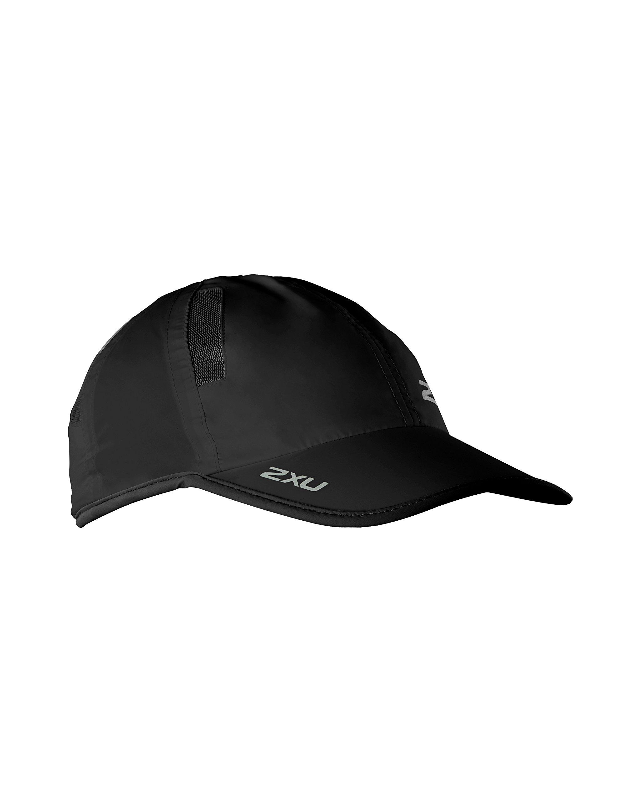 2XU UR1188f run cap black