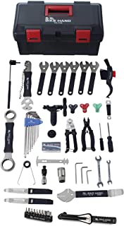 Bikehand 34 in 1 Complete Bike Bicycle Repair Tools Tool Kit with Torque Wrench