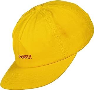 Brixton Shine Cap 独立 X 背带,黄色,均码