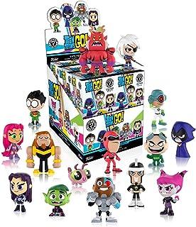 Funko Mystery Mini: Teen Titans Go! Mini Toy Action Figure - 2 Piece BUNDLE