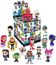 Funko Mystery Mini: Teen Titans Go! Mini Toy Action Figure - 2 Piece BUNDLE
