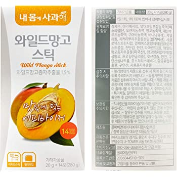Amazon Com African Mango Diet Jelly 20g X 14 Packets A