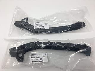 Subaru 2008 TO 2014 Subaru Impreza WRX STi Front LEFT & RIGHT Side Bumper Bracket Set NEW