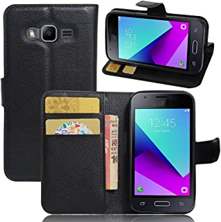 4c2cc3eb54b Funda Libro para Samsung Galaxy J1 Mini Prime SM-J106, Ycloud Suave PU  Leather