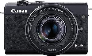 Canon EOS M200 Mirrorless Digital Camera