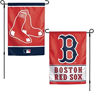Stockdale Boston Red Sox WC GARDEN FLAG Premium 2-sided Banner Outdoor House Baseball