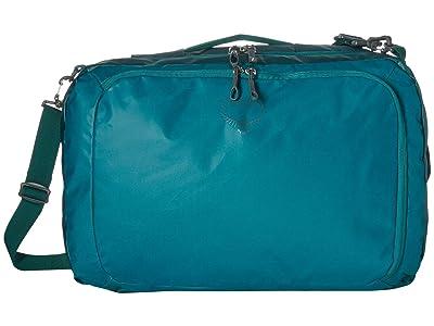 Osprey 40 L Transporter Global Carry-On Bag (Westwind Teal) Luggage
