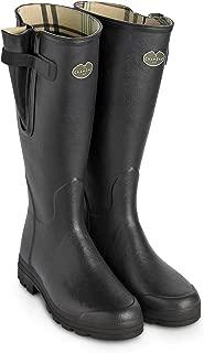 LE CHAMEAU 1927 Mens 1497-B200_vert Vierzon - Parent Wellington Boots