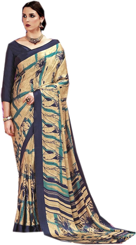 Indianfashion Store Indian Sarees for Women Wedding Ethnic Designer Party Wear Traditional Sari
