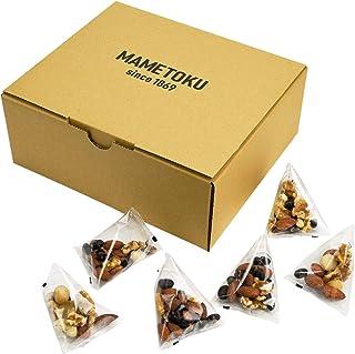 ミックスナッツ 豆徳 (MAMETOKU) 5種のデイリーナッツBOX 素焼き 無塩 個包装